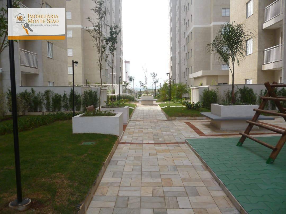 Apartamento com 2 dormitórios à venda, 53 m² por R$ 270.000 - Vila Miriam - Guarulhos/SP