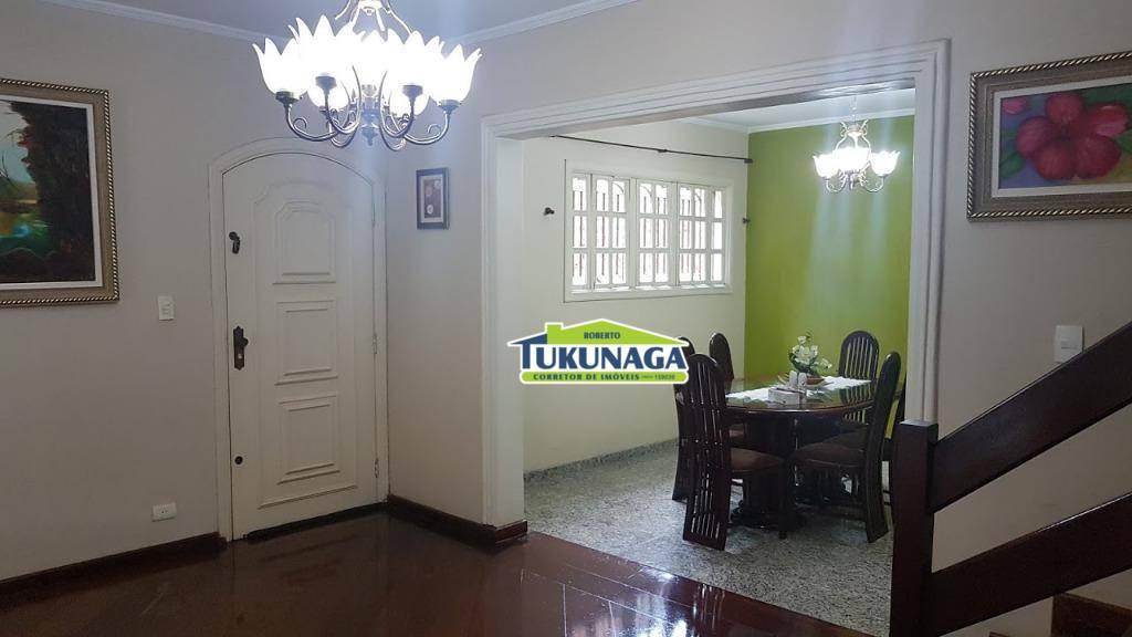 Sobrado Aceita Permuta à venda, Vila Rosália, Guarulhos.