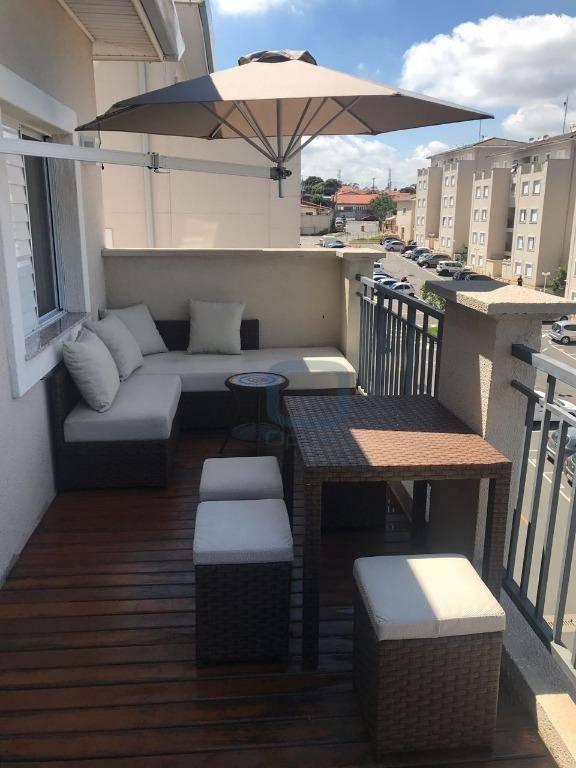 Belííssimo Apartamento Duplex  à venda, Jardim Amazonas, Campinas-SP