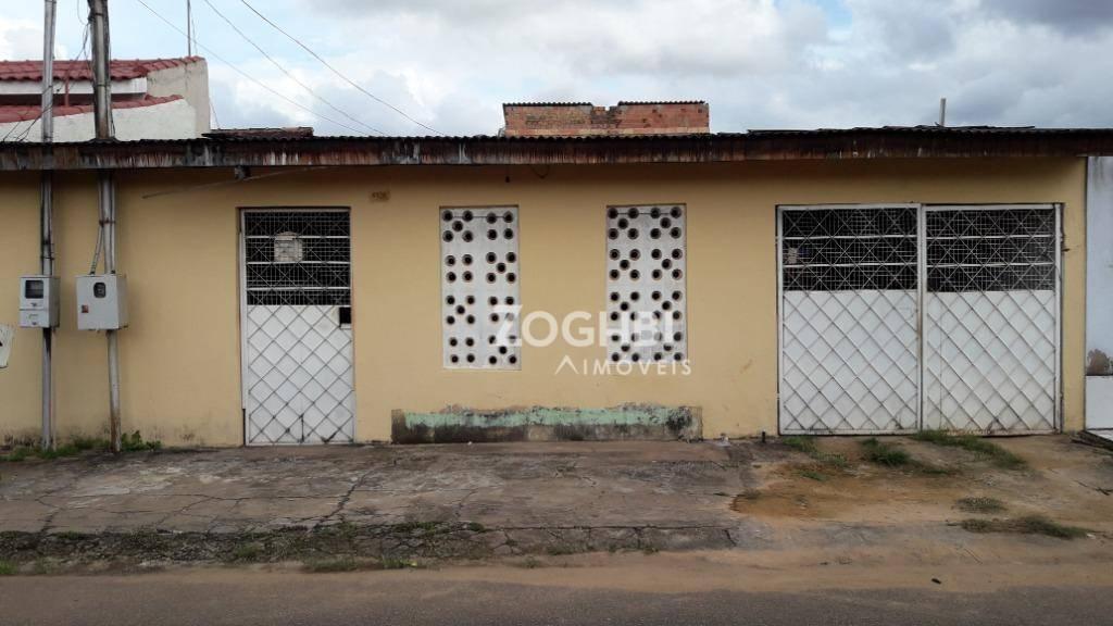 Casa 3 quartos - Aponiã