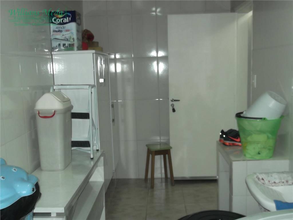 Sobrado residencial à venda, Vila São João Batista, Guarulhos - SO0654.
