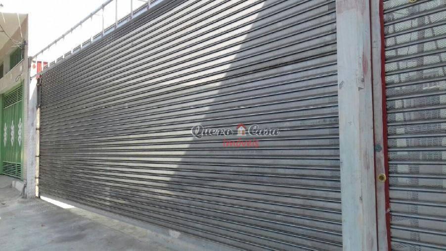 Galpão comercial para locação, Jabaquara, São Paulo.