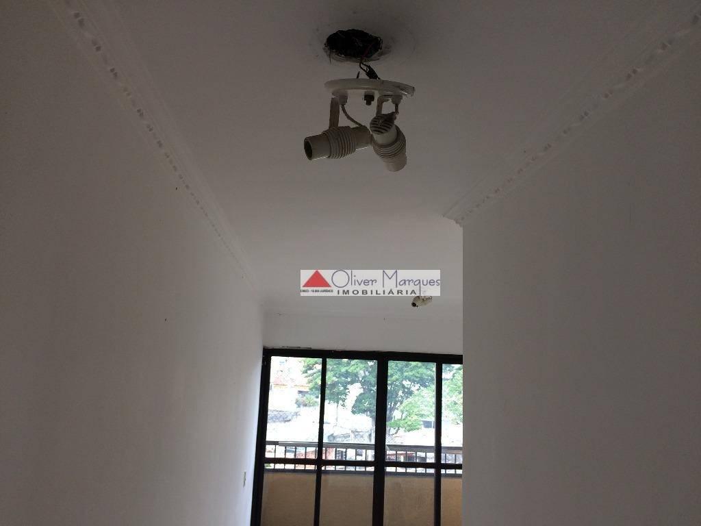 Apartamento residencial à venda, Jaguaribe, Osasco - AP5869.
