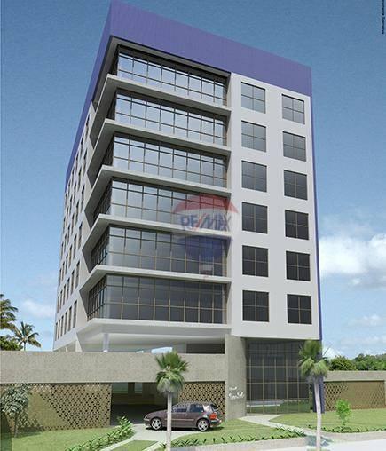 Sala para alugar, 24 m² por R$ 1.100/mês - Casa Forte - Recife/PE