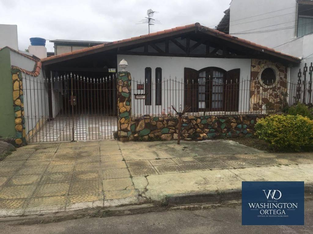 Casa com 2 dormitórios à venda, 140 m² por R$ 280.000 - Aviação - São José dos Pinhais/PR