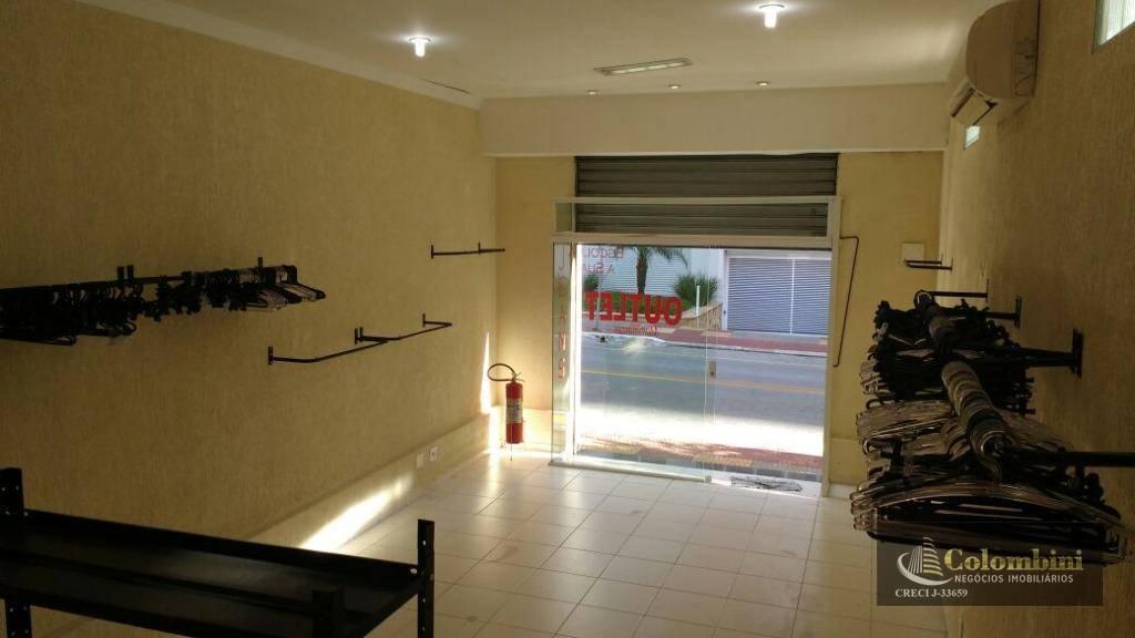 Salão à venda, 92 m² por R$ 800.000,00 - Santo Antônio - São Caetano do Sul/SP