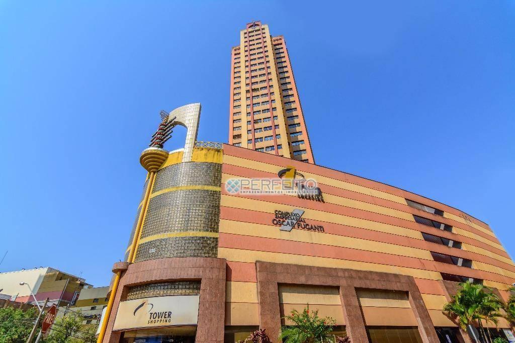 Edifício Oscar Fuganti, Centro, Londrina.