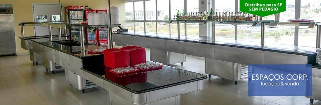 Galpão para alugar, 9150 m² - Jardim Maria Dirce - Guarulhos/SP
