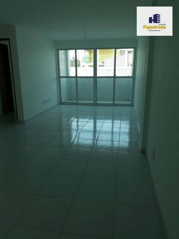Apartamento à venda, 64 m² por R$ 175.000,00 - Bessa - João Pessoa/PB