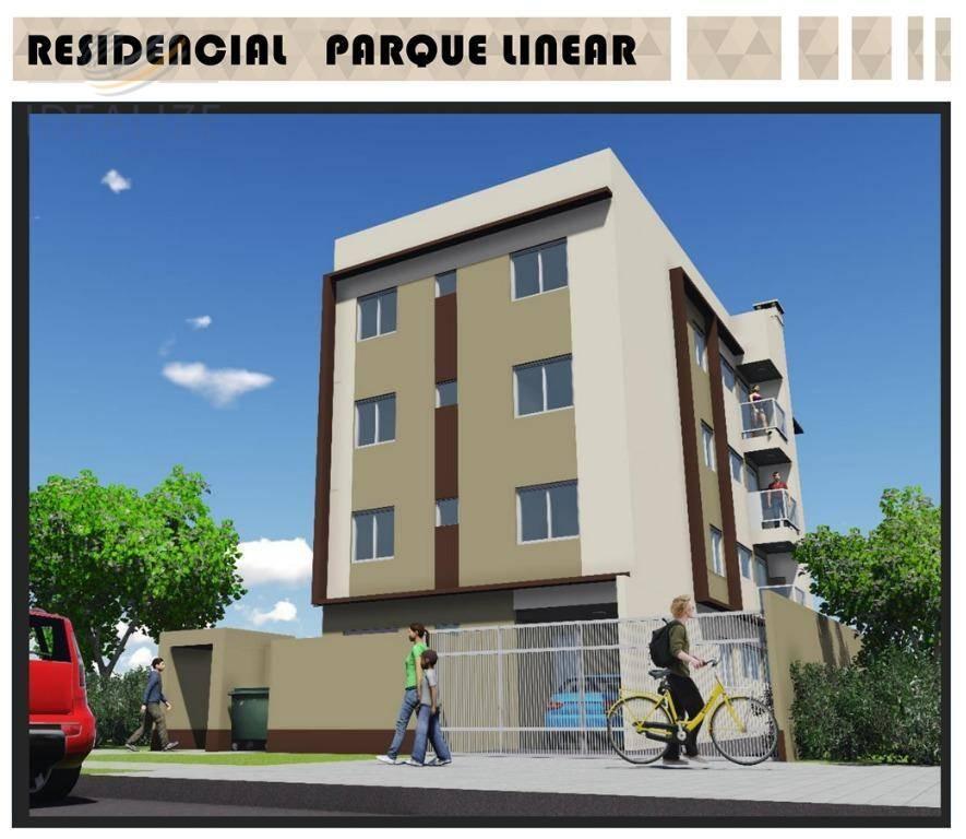 Apartamento residencial à venda, Cruzeiro, São José dos Pinh