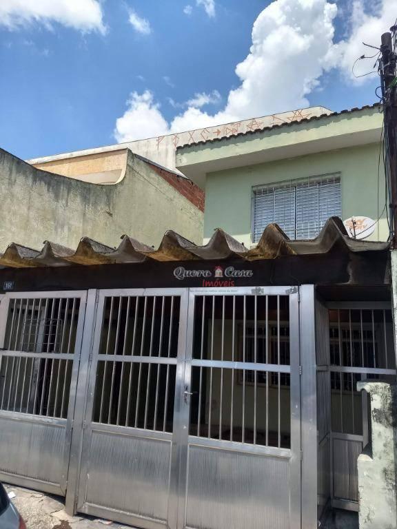 Sobrado residencial à venda, Vila Nossa Senhora de Fátima, G