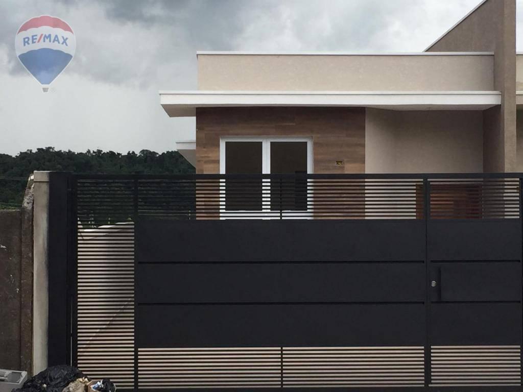 Casa com 3 dormitórios à venda, 80 m² por R$ 395.000 - Jardim dos Pinheiros - Atibaia/SP