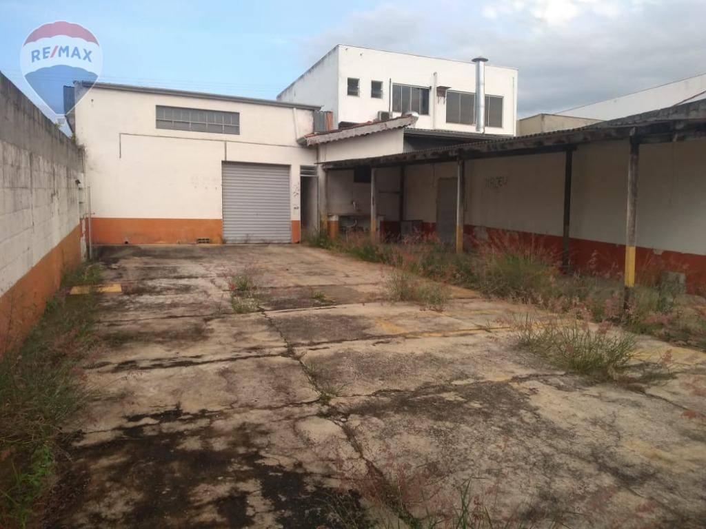 Galpão para alugar, 230 m² por R$ 5.000,00/mês - Vila Giglio - Atibaia/SP