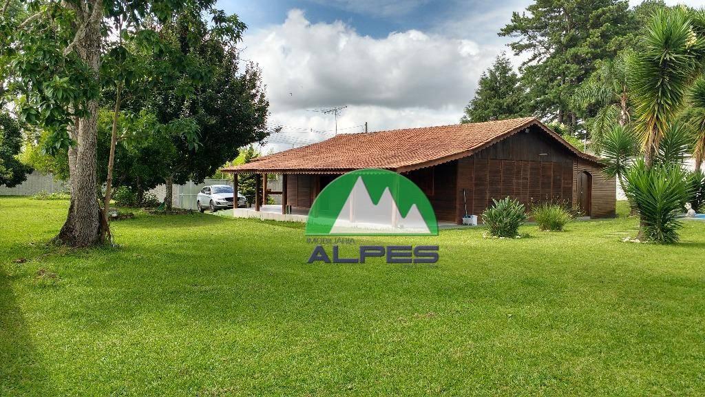 Casa residencial à venda, Águas Claras, Piraquara - CA0301.