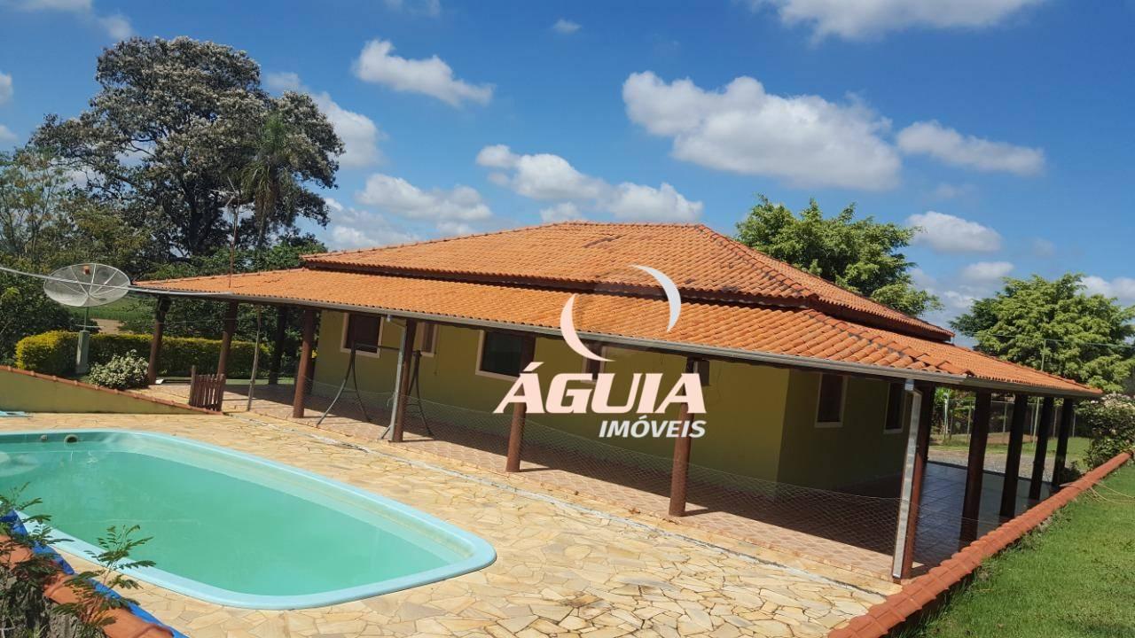 Sítio com 3 dormitórios à venda, 21000 m² por R$ 530.000,00 - Barreiro - Capela do Alto/SP