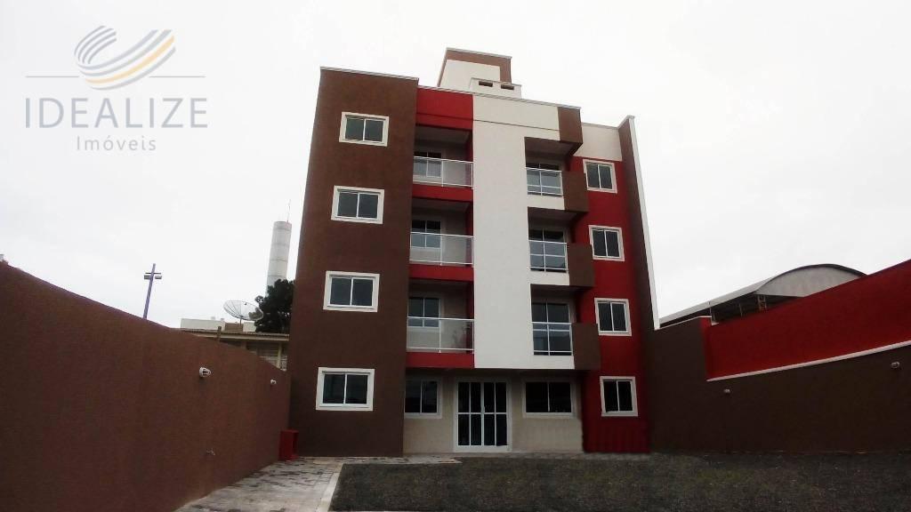 Apartamento com 02 dormitórios, Braga, São José dos Pinhais.