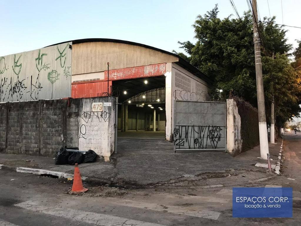 Galpão comercial para alugar, 1161m² - Jardim Piratininga - Osasco/SP