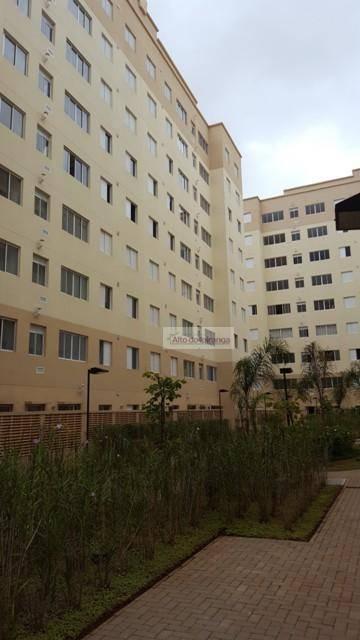 Apartamento de 2 dormitórios à venda em Jardim Santa Emília, São Paulo - SP