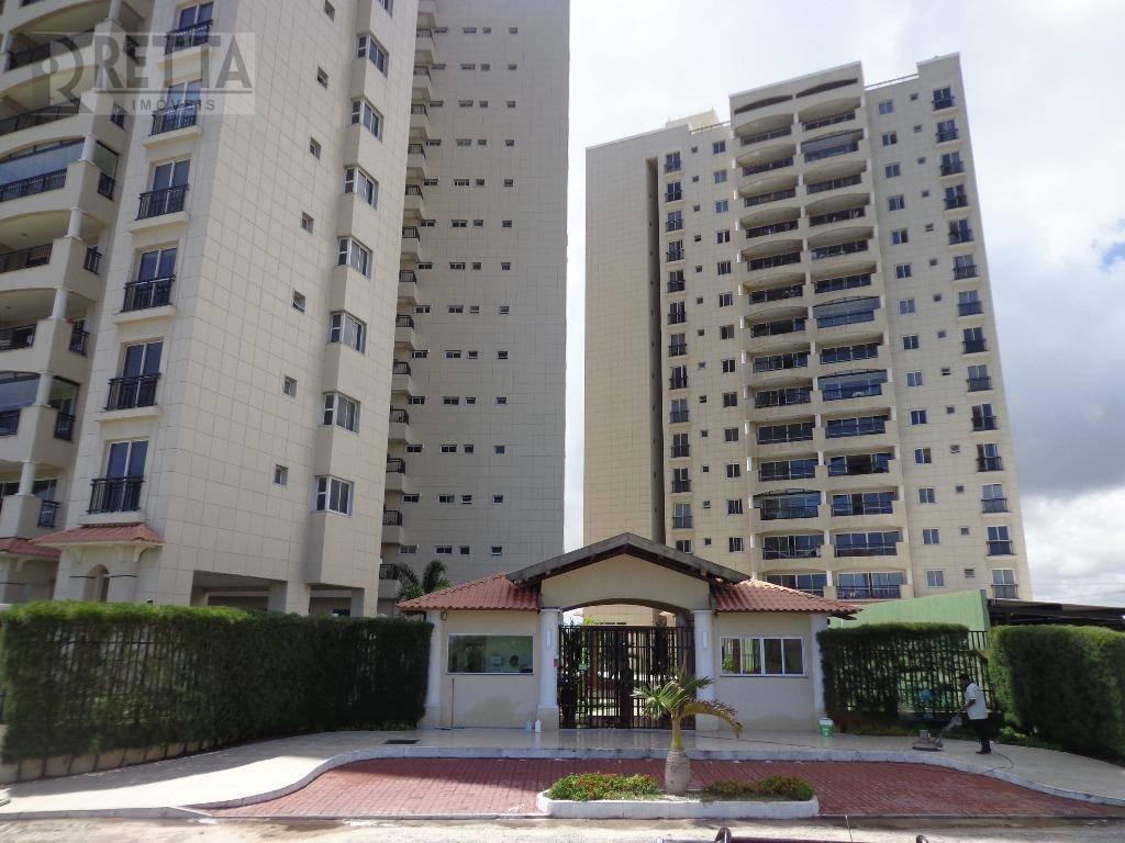 Apartamento residencial para locação, De Lourdes, Fortaleza.