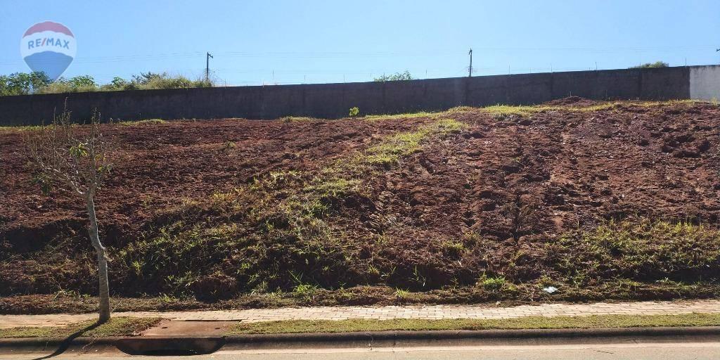 Terreno à venda, 300 m² por R$ 295.000 - Altos da Floresta - Atibaia/SP