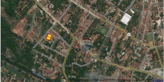 Terreno à venda, 595 m² por R$ 46.950,00 - Pium (Distrito Litoral) - Parnamirim/RN