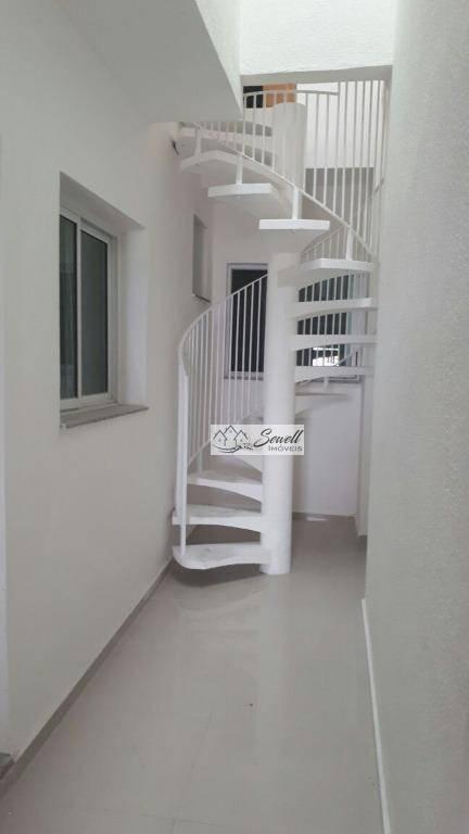 Sobrado com 5 dormitórios à venda por R$ 450.000 - Vila Luzi