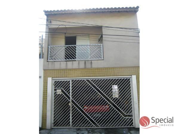 Sobrado de 4 dormitórios à venda em Cangaíba, São Paulo - SP