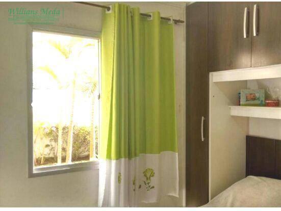 Apartamento 2 dormitórios, 1 vaga, Macedo, Guarulhos.