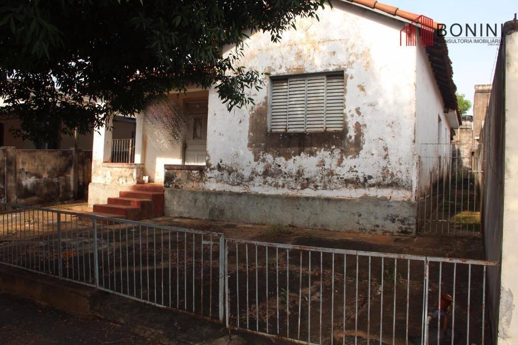 Casa 2 Dorm, Jardim São Paulo, Americana (CA0256)