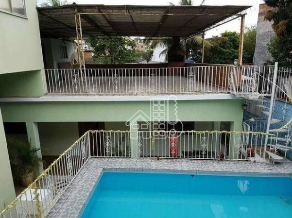 Casa com 2 dormitórios à venda, 290 m² por R$ 360.000 - Lindo Parque - São Gonçalo/RJ