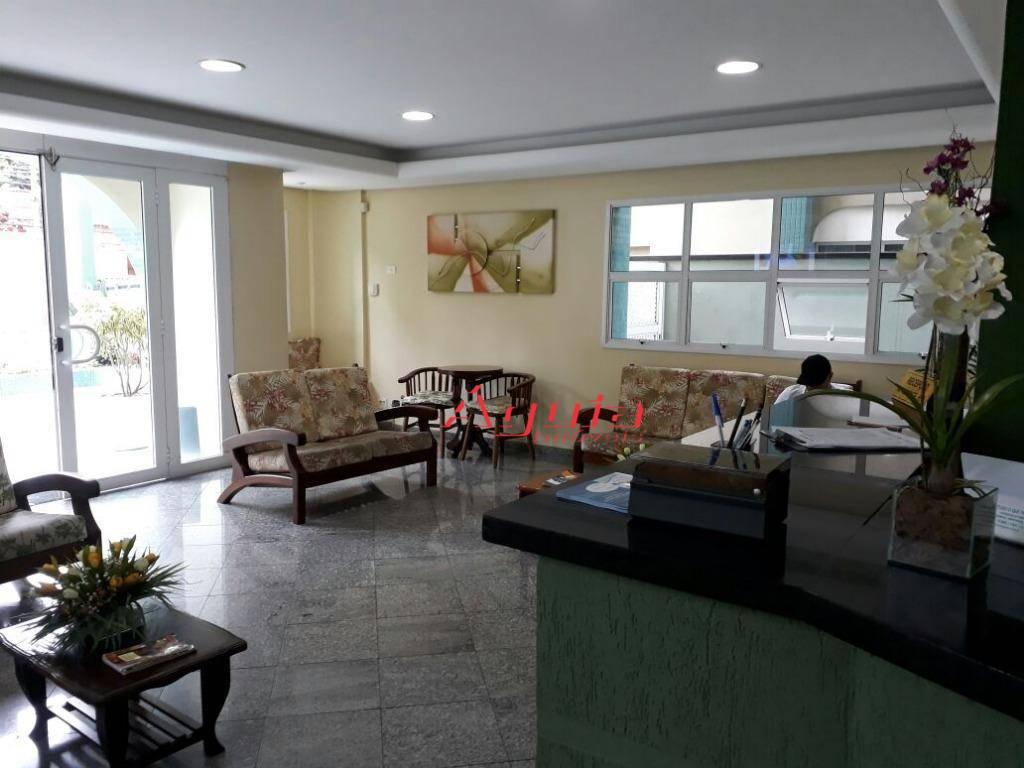 Sala à venda, 34 m² por R$ 210.000 - Bairro Jardim - Santo André/SP