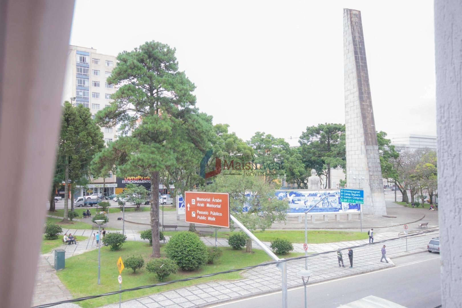 Sala para alugar, 220 m²- Centro - Curitiba/PR