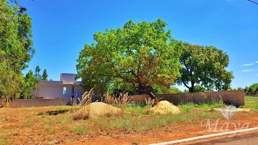 Lote de 1.200 m², murado e nascente no Condomínio Polinésia