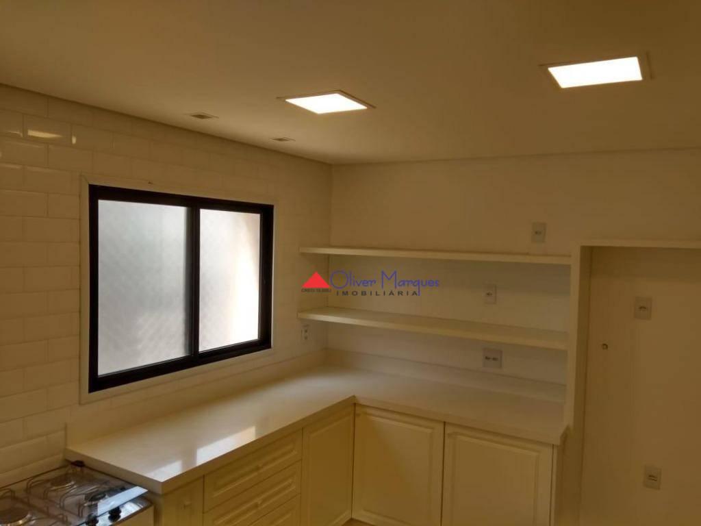 Apartamento com 3 dormitórios à venda, 177 m² por R$ 1.280.000 - Alphaville Industrial - Barueri/SP