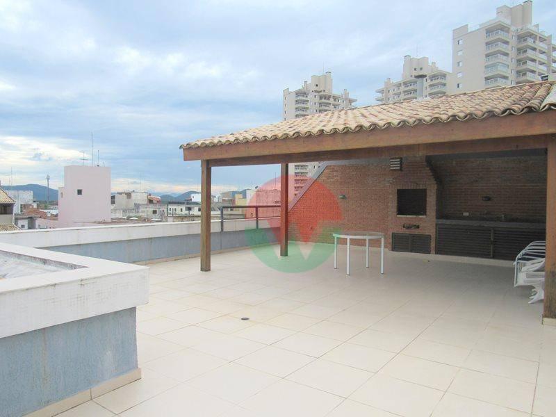Cobertura residencial à venda, Praia da Enseada, Guarujá.