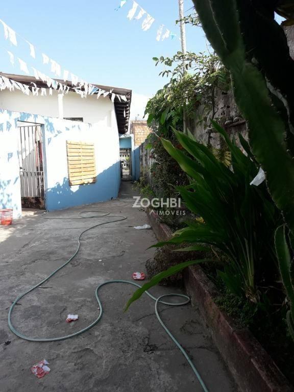 Casa residencial à venda, São Cristóvão, Porto Velho - CA1326.