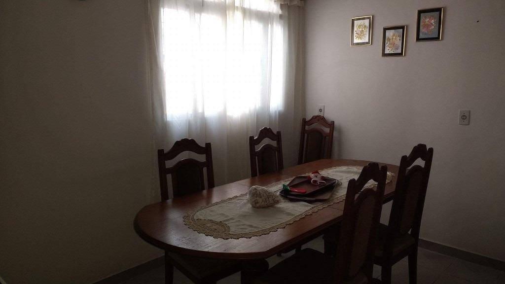 Sobrado residencial à venda, Osvaldo Cruz, São Caetano do Su