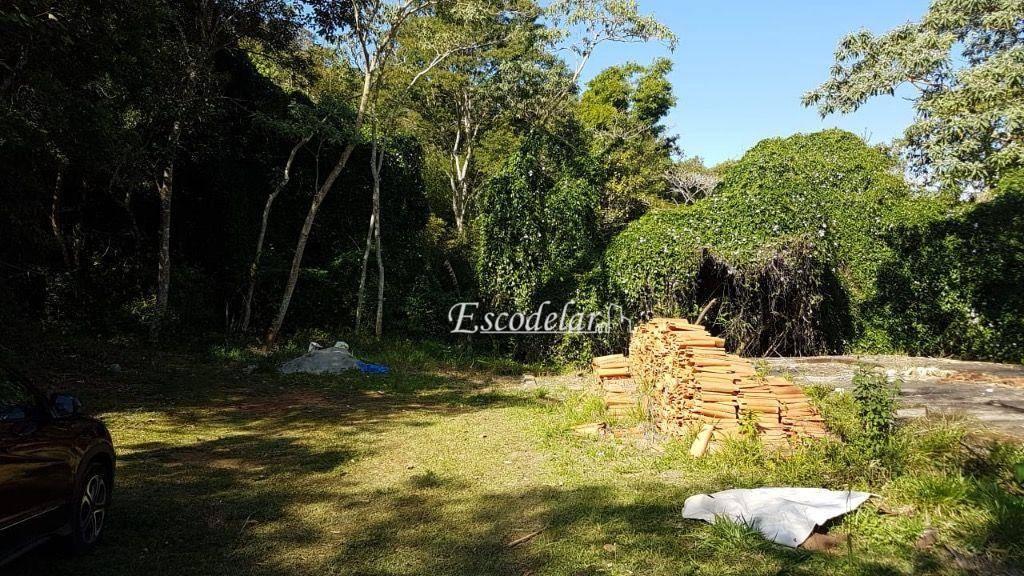 Terreno à venda, 24000 m² por R$ 120.000,00 - Cachoeirinha - Bom Jesus dos Perdões/SP