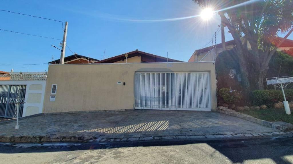 Belíssima Casa com 3 dormitórios à venda, 207 m² por R$ 865.000 - Jardim Paraíso - Campinas/SP