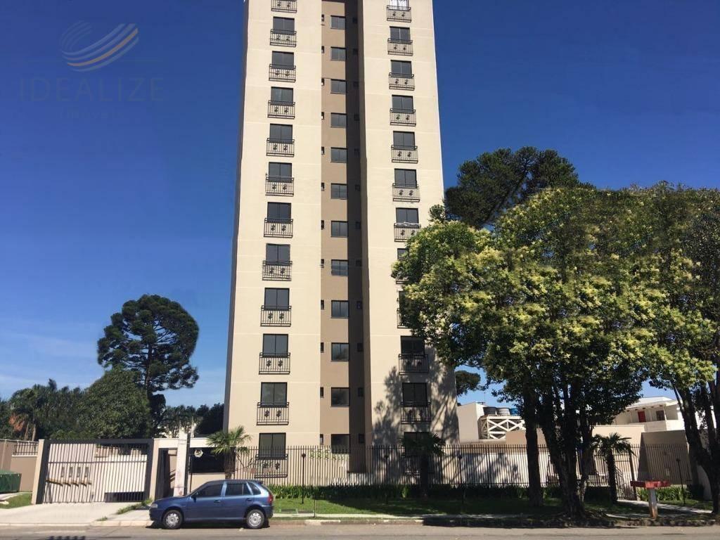 Apartamento residencial à venda, Centro, São José dos Pinhai
