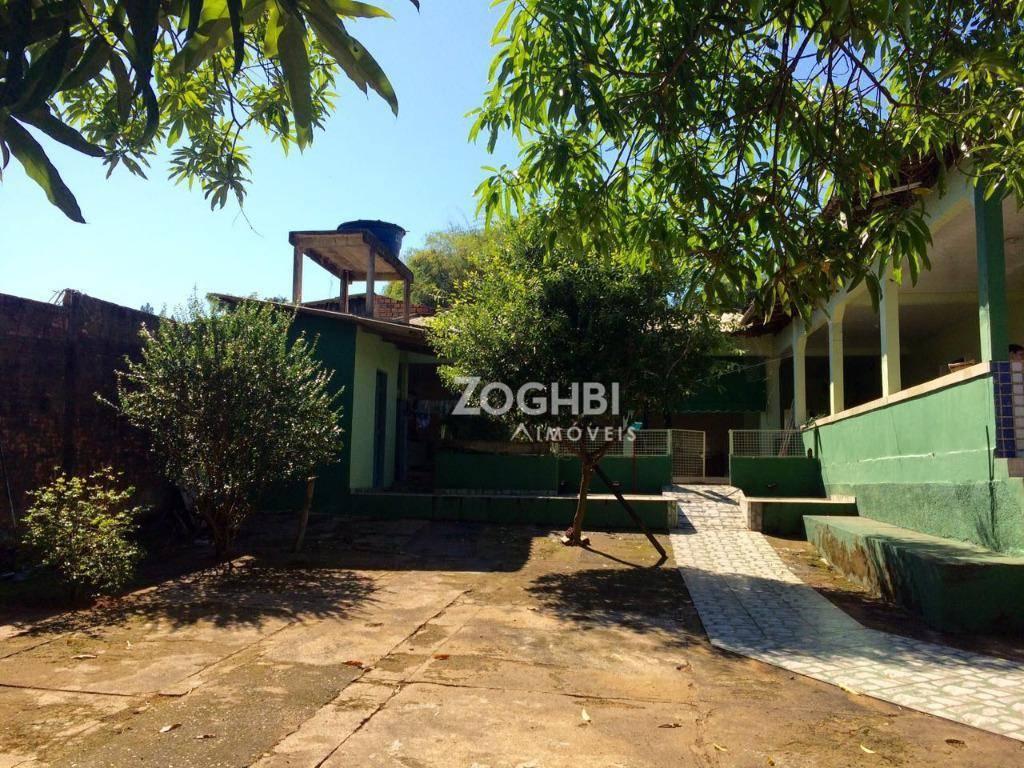 Casa residencial à venda, Tucumanzal, Porto Velho - CA1086.