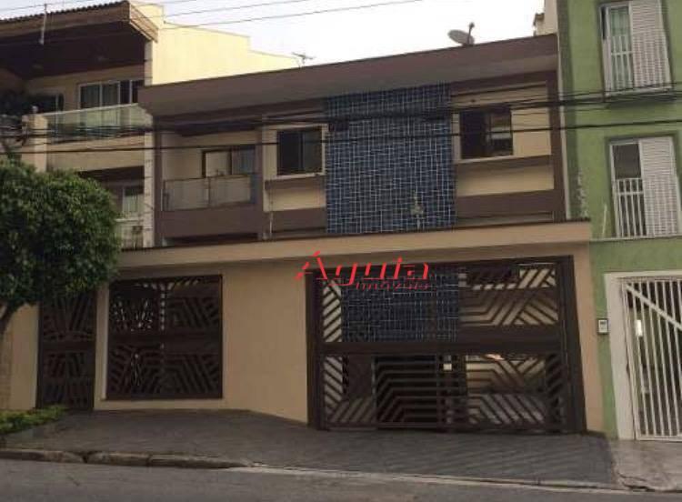 Apartamento residencial à venda, Vila Assunção, Santo André - CO0340.