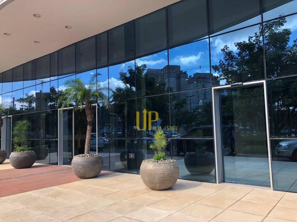Conjunto para alugar, 90 m² por R$ 3.000/mês - Alphaville - Barueri/SP