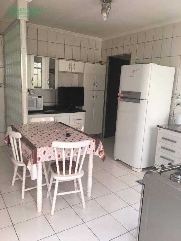 Casa residencial à venda, Jardim Almeida Prado, Guarulhos.