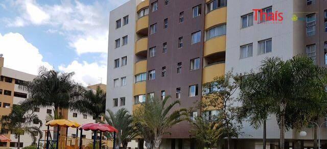 sqsw 301 - edifício porto rico - sudoestesala com varanda integrada, 03 quartos sendo 01 suíte,...