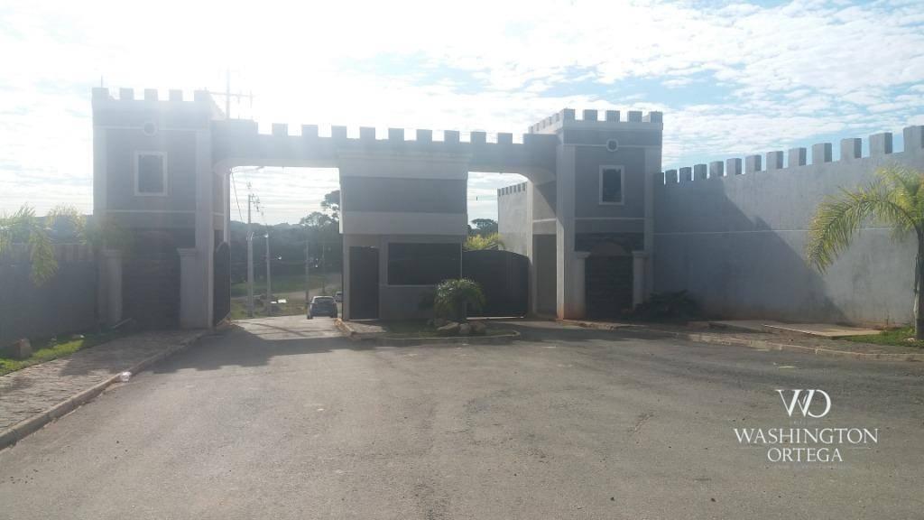 Terreno à venda, 125 m² por R$ 98.900 - Centro - Contenda/PR