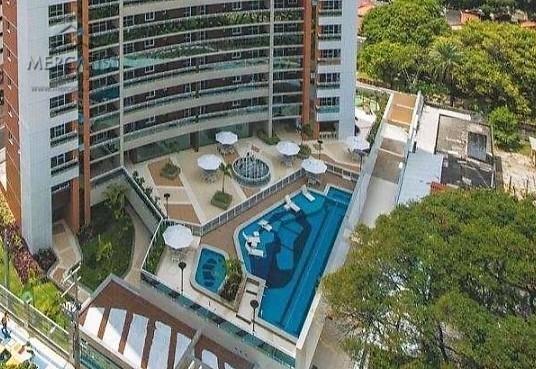 Apartamento à venda | Edifício Soneto Residência | Bairro Aldeota | Fortaleza (CE) -