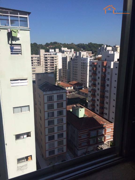 *Apartamento à venda, São Vicente.- 1 dorm amplo*
