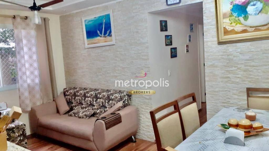 Apartamento com 2 dormitórios à venda, 48 m² por R$ 230.000,00 - Centro - Diadema/SP
