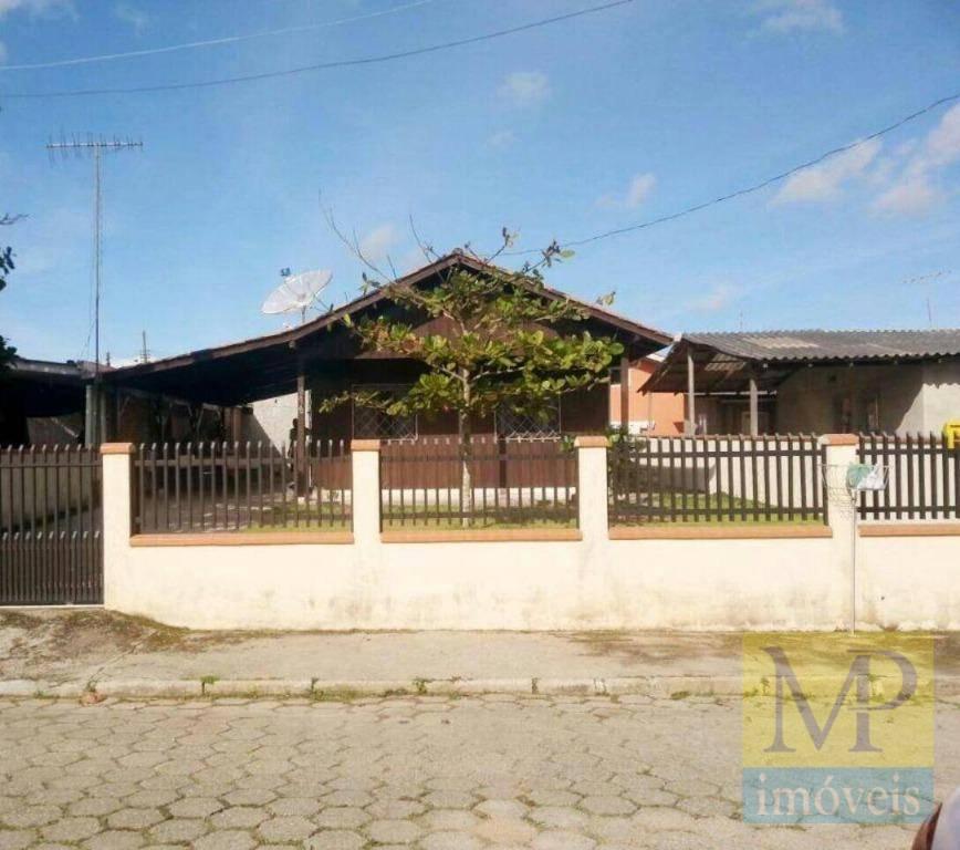 Casa com 3 dormitórios à venda, 120 m² por R$ 285.000,00 - Praia de Armação - Penha/SC